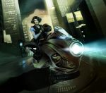 Tri Maf Contact | NetRunner by WittA