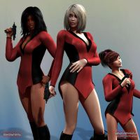 Red Shirts by Seaview123