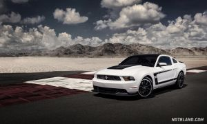 Mustang Boss 302 V by notbland