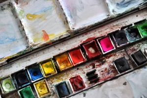 Paint Box by BenoitD