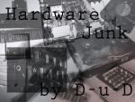 Hardware junk brushes by D-u-D