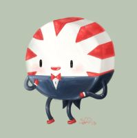 Peppermint Butler by Goose-of-Stature