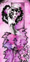 How pink is your woe? by The-Kreep