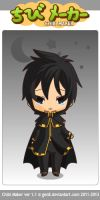 Zeref by Chocolatesundae123