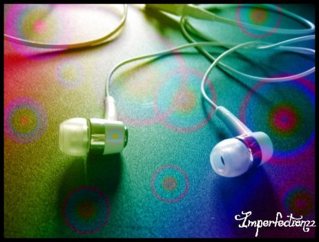 Music and colors by Imperfection22