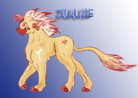 Zuuie Redone by Pearbear31