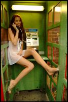 Kathryn - phone booth 4 by wildplaces