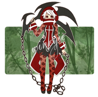 Red Riding Hood Adopt [CLOSED] by cherskelle