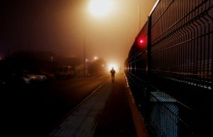 into the fog by adevin