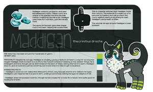 - - maddigan reference by bree-tree