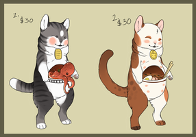 MeowChow adopts paypal only [CLOSED] by Kemikel
