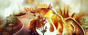 Let the spectrum in by indiamoon