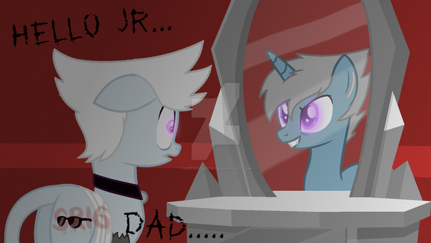 Hello Jr. by SuperRosey16