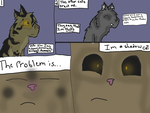 (Comic book) Jay's life part 1 by Unearthlyones