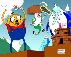 Super Adventure TIME by Mortdres