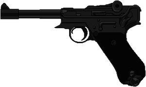 Luger P46 by Hybrid55555