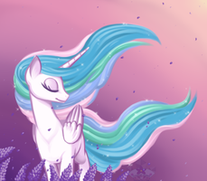 Gentle Grace by Crystal-Comb