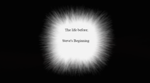 The Life Before, Steve's Beginning by Autumflowers