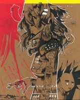 Cardboard Love by JimMahfood-FoodOne