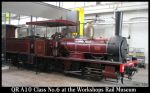 A10 No.6 in the museum by RedtailFox