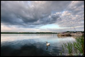 Quiet and Peaceful by Haufschild