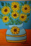 sunflowers for you by ingeline-art