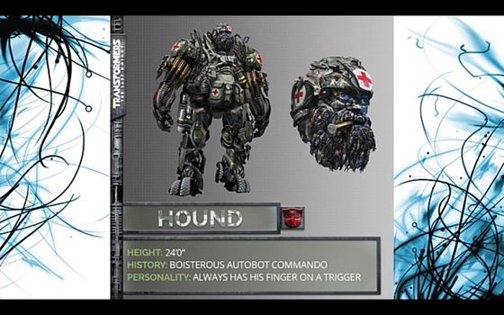 TRANSFORMERS the last Knight HOUND by Robotponytron