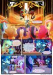 MLP - Timey Wimey page52 (simple version) by Light262