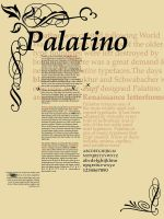 Palatino Poster by theStrange6
