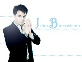 John Barrowman WP by reignoffire86