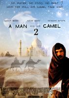 'A Man and His Camel 2' - Movie Poster by UEG by UrgeErGodt