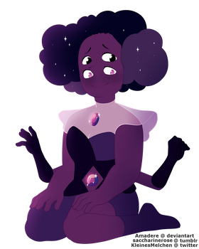 [SU] Rhodonite by Amadere
