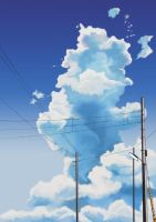 Clouds by onewayprophet