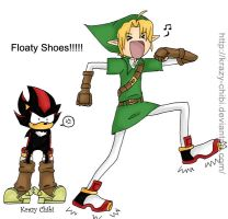 Fun With Floaty Shoes by Krazy-Chibi