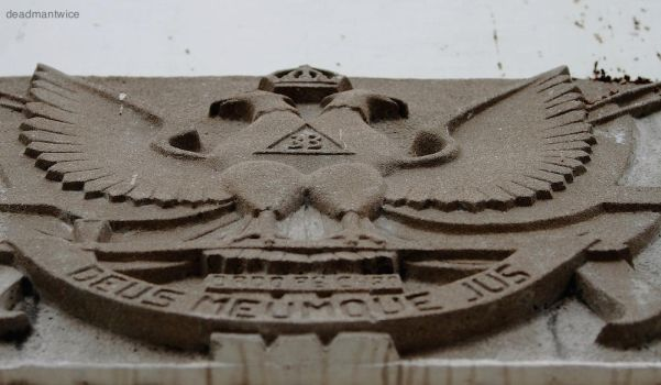 Double-Headed Eagle of Lagash by deadmantwice