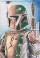 Star Wars Illustrated: TESB - Boba Fett ARC by DenaeFrazierStudios