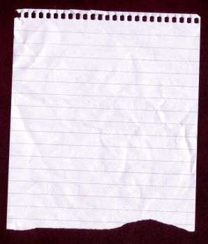 Note Paper by StooStock