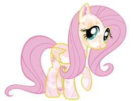 ~Super Fluttershy Vector~ by StarCatcherZ
