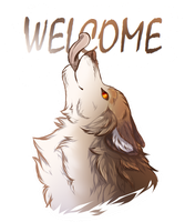 WELCOME ID by xXFoxfluffXx