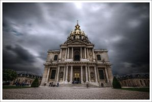 Paris: Les Invalides by Graphylight