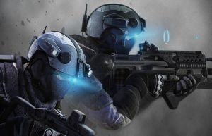 Ghost Recon by Spectre207