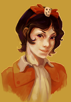 Commission : Lucinda by Katchoute
