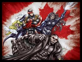 Yep, They're Canadian... by theMASman