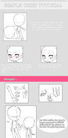 CHIBI TUTORIAL I THINK by GotNoJob