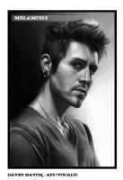 Davey Havok - 14 by FairyARTos