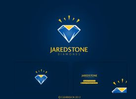 jaredstone diamonds ~ logo by erinnArt