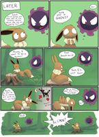 Kings and Pawns: A HGSS Nuzlocke - Intermission 1 by Parasols