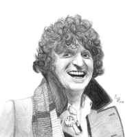 4th Doctor by ThePeculiarMissE
