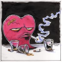 Broken Heart by Phraggle