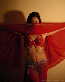 Belly dancer III by Lady-CaT